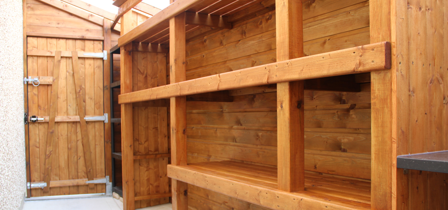 Ag Remodelling Projects Side Passage Shed And Outdoor